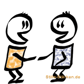 Small Talk? Gute Frage!